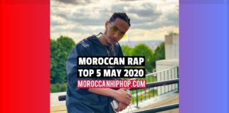 Top 5 Moroccan Rap Music Videos May 2020