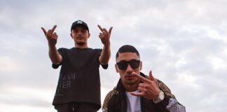 RK feat MAES EUROS music video