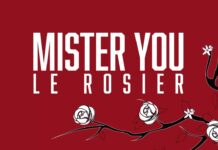 Mister You Le Rosier Lyric Video