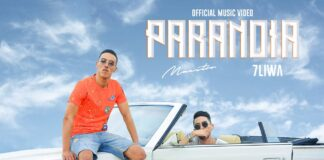 MAESTRO feat 7LIWA Paranoïa