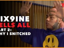 6ix9ine Talks About Why He Snitched