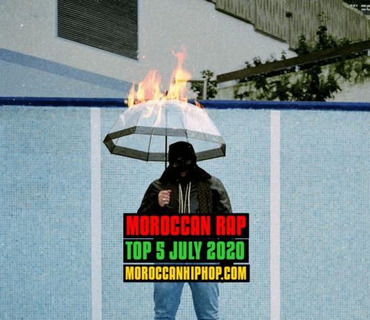 Top 5 Moroccan Rap Music Videos July 2020