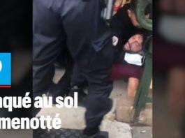 PNL Rapper Ademo Violently arrested by the police !