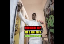 Top 5 Moroccan Rap Music Videos June 2020