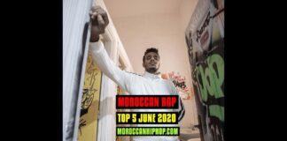 Top 5 Moroccan Rap Music Videos June 2020