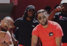 Ghetto Phénomène feat Alonzo Benef Benef