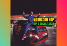 Top 5 Moroccan Rap Music Videos August 2020