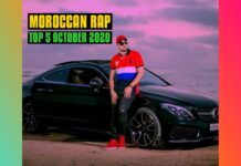 Top 5 Moroccan Rap Music Videos October 2020