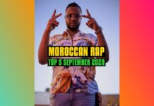Top 5 Moroccan Rap Music Videos September 2020