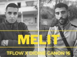 Didine Canon 16 feat Tflow Melit