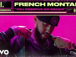 French Montana You Deserve An Oscar Live Session