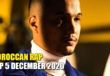Top 5 Moroccan Rap Music Videos December 2020