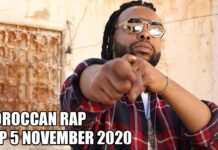 Top 5 Moroccan Rap Music Videos Of November 2020