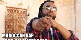 Top 5 Moroccan Rap Music Videos Of November 2020
