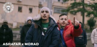 ASHAFAR feat MORAD BARRIO
