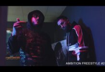 NIRO feat NINO B AMBITION FREESTYLE 2