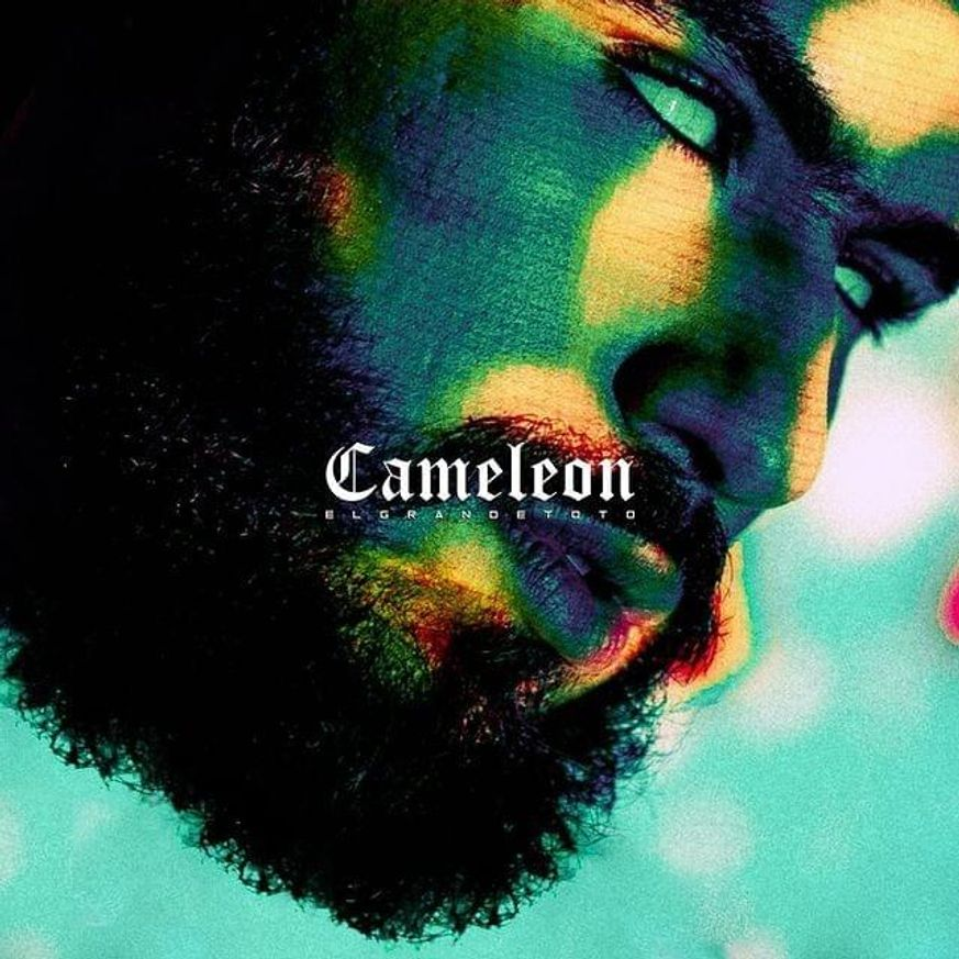 ElGrandeToto Caméléon Album