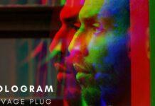 Savage Plug Hologram