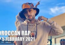 Top 5 Moroccan Rap Music Videos February 2021