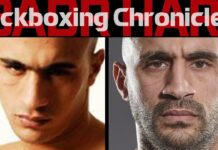 Badr Hari Glory Kickboxing Chronicles