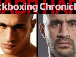 Badr Hari Glory Kickboxing Chronicles