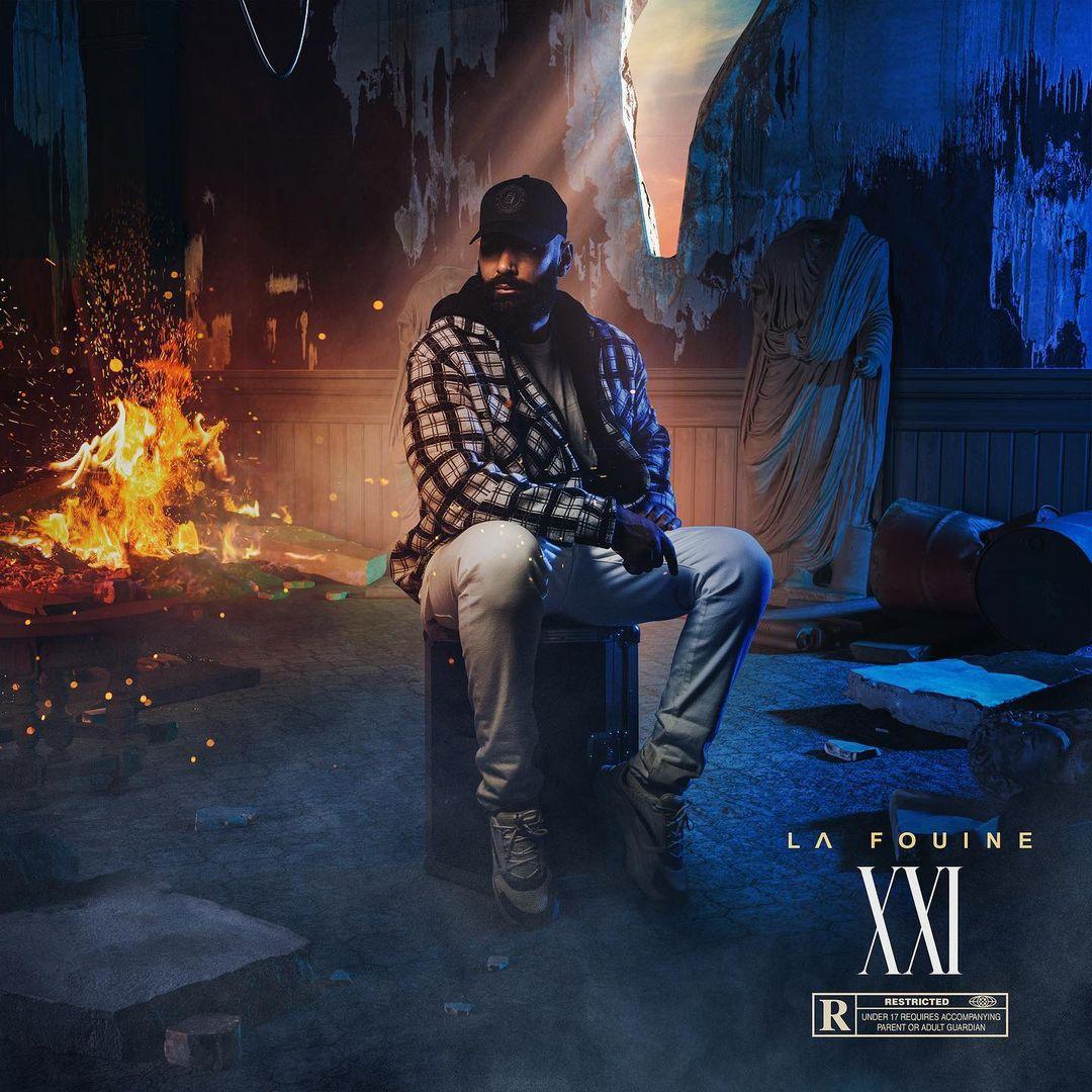 La Fouine XXI Album