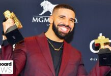 Drake Wins Artist of the Decade Award