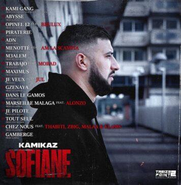 Kamikaz Sofiane Album