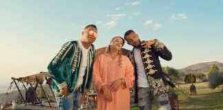 DJ Hamida feat Khadija Atlas Leck Youbig La reine du berbère gang
