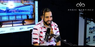 French Montana The Angie Martinez Show Interview 2021