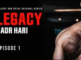 Badr Hari Legacy Episode 1