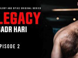 Badr Hari Legacy Episode 2