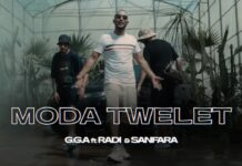 G.G.A feat Radi & Sanfara Moda Twalet