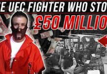 The Moroccan UFC Fighter Who Stole £50 Million Lee Brahim Murray Documentary