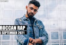 Top 5 Moroccan Rap Music Videos September 2021